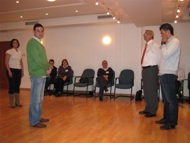 Radionica obiteljskog poduzetništva u hgk, 11. 2007.,  sistemu nešto nedostaje za snagu