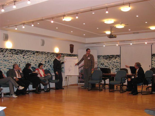 Radionica obiteljskog poduzetništva u hgk, 11. 2007., uvodna pojasnjenja za postavljanje rada