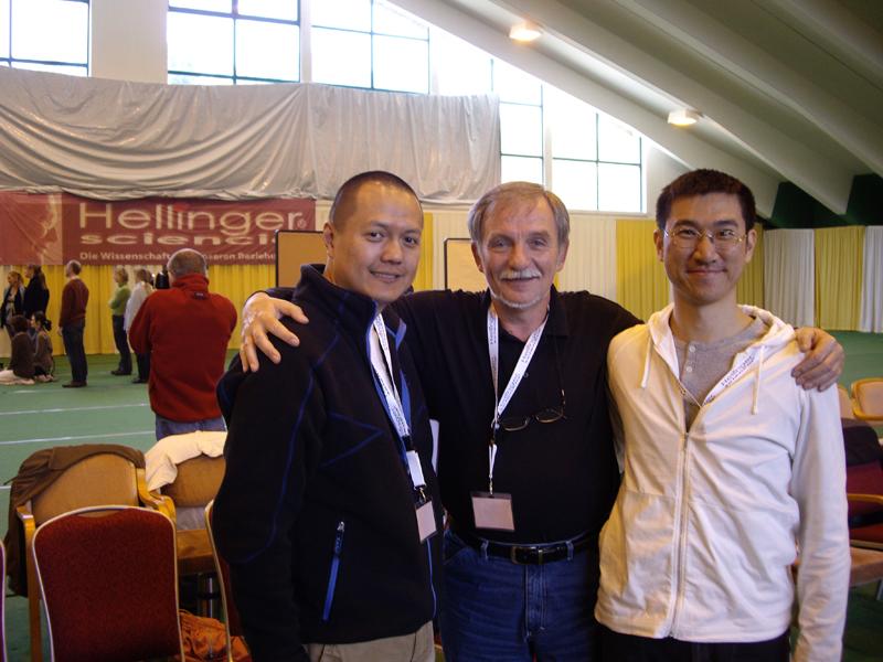 Thimoty Hong kong, Vedran Hrvatska, Wang Taiwan, Poduzetničke konstelacije
