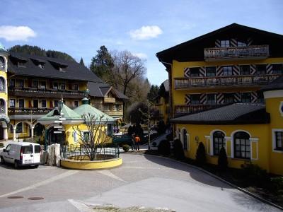 Hotel Pichlmayrgut mjesto treninga Hellinger Sciencie u Austriji